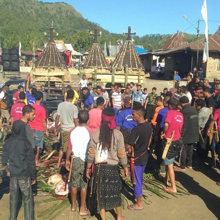 Ka Nua Bomuzi, Kampung Beiposo