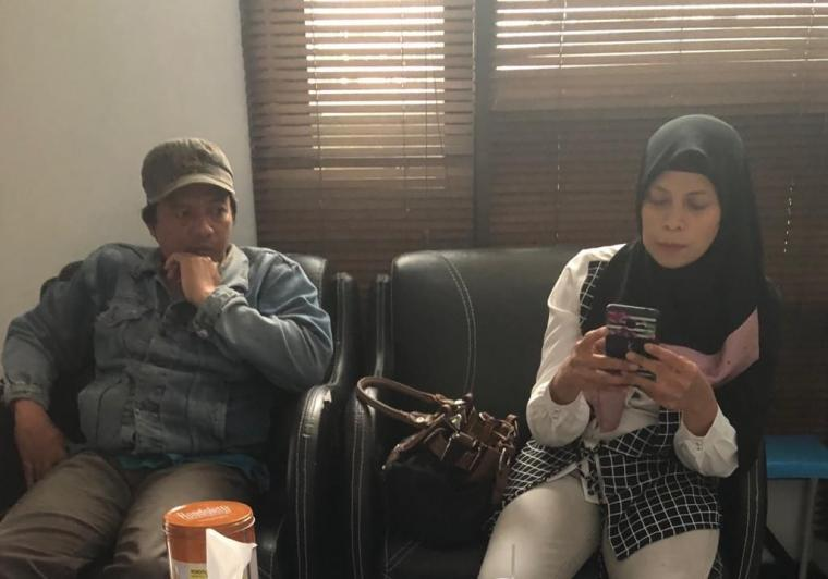Mantan Karyawan PT Maria Concept Meminta Keadilan pada Jokowi