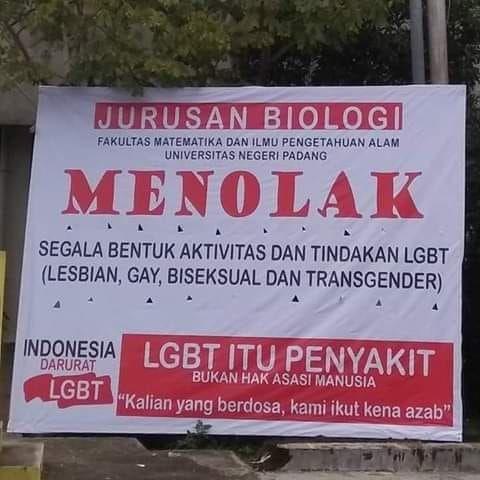 Perilaku Seksual LGBT Juga Dilakukan oleh Sebagian Kaum Heteroseksual
