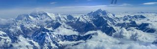 1.5 Jam di Atas Puncak Mount Everest dan Himalaya