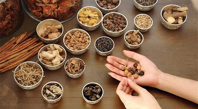 Ramuan Herbal Resep Naturopath Klinik Holistik Elif Medika