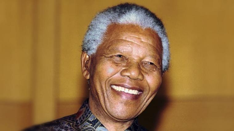 Nelson Mandela, Presiden Kulit Hitam Pertama di Afrika