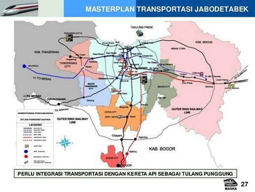 Integrasi Transportasi Jabodetabek, Solusi Ibukota Bebas Macet 10 Tahun Mendatang