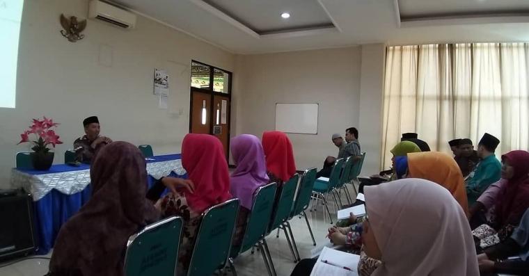 SMA Islam Hidayatullah Semarang Tingkatkan Produktivitas Kinerja dengan CPC Management