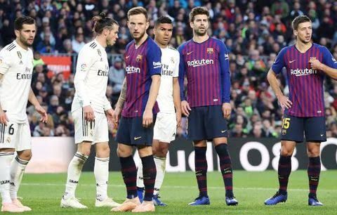 Duel El Clasico dalam Bursa Transfer Musim Panas 2018/2019