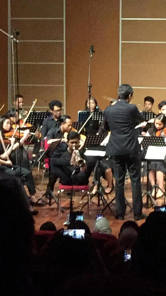 Konser Addie MS dan 'Rujuk'nya Jokowi-Prabowo