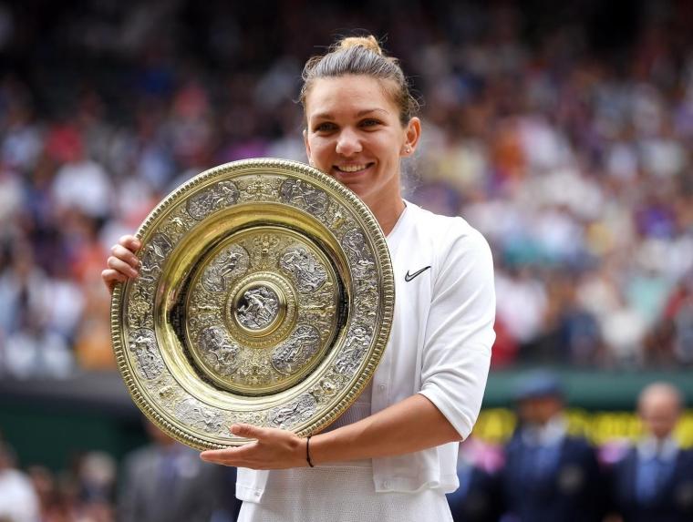 Penampilan Memukau Simona Halep dalam Final Wimbledon 2019