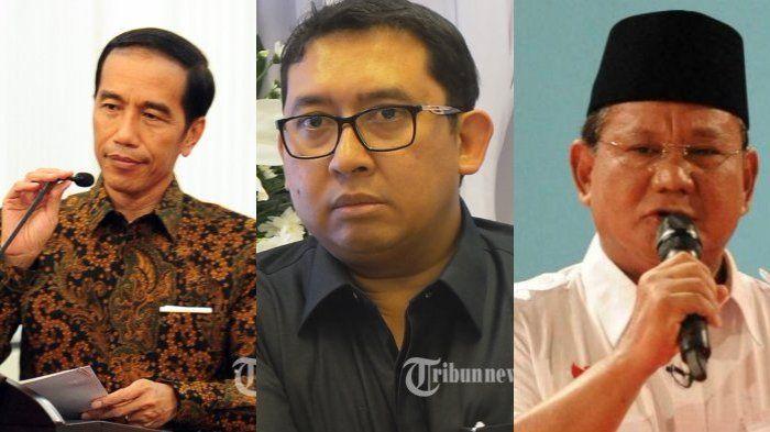 Setelah Pertemuan Jokowi-Prabowo, Saya Baru Percaya Fadli Zon