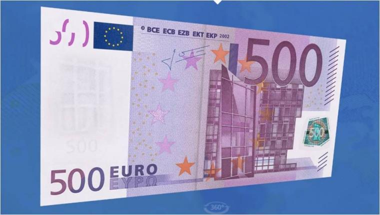 Gambar Uang Lima Ratus Ribu Ke Eropa Sebaiknya Jangan Bawa Uang Pecahan 500 Euro Halaman All