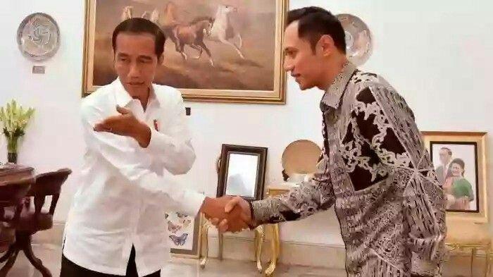 Prabowo dan Gerindra Datang, AHY dan Demokrat Perlahan ...