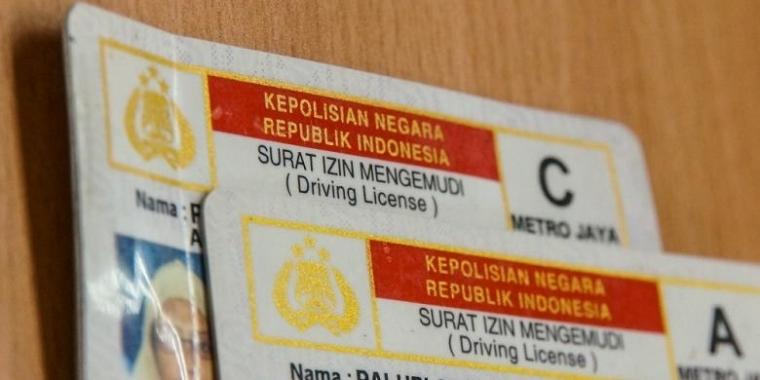 Mulai 22 September 2019, Ini SIM Baru yang Berlaku di Indonesia