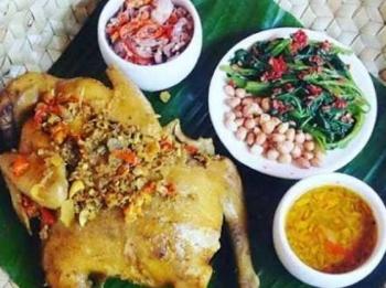 Nikmatnya Ayam Betutu Khas Bali Kompasiana Com