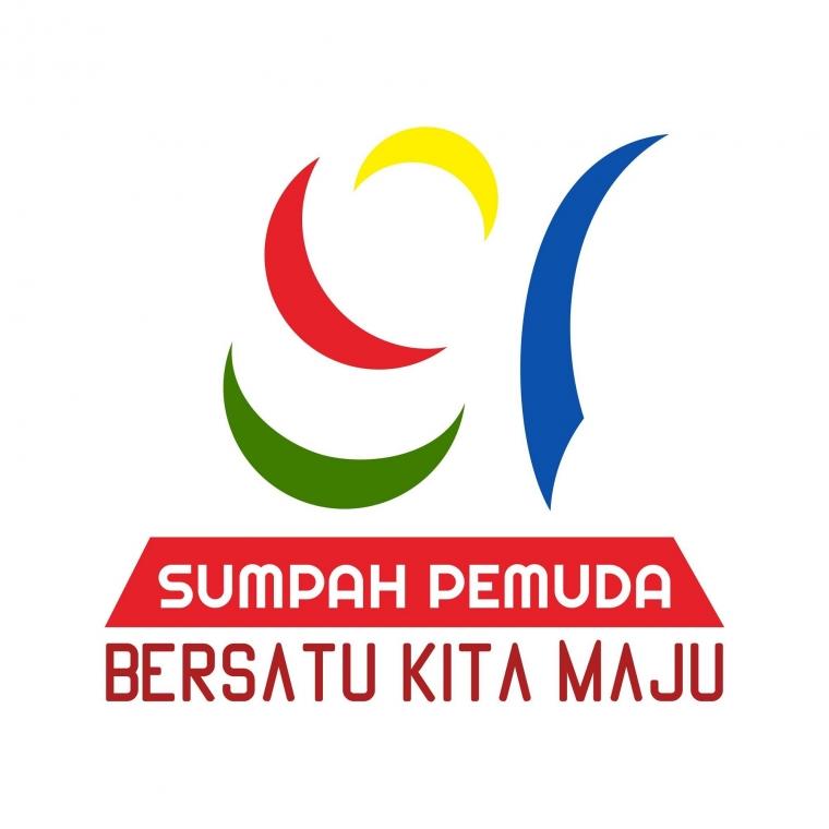 Gambar Monumen Sumpah Pemuda Begini Makna Logo Hari Sumpah Pemuda Hsp 2019 Kompasiana Com