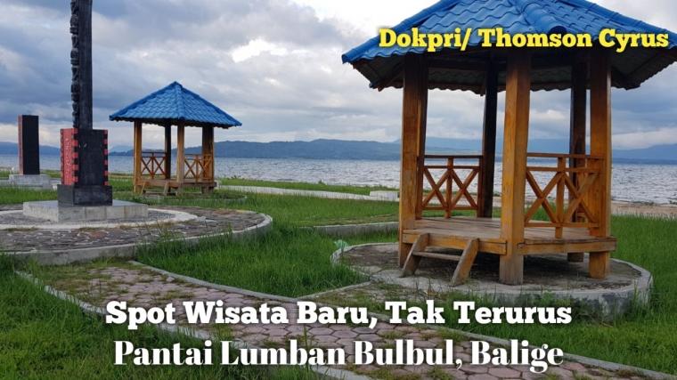 Fasilitas Umum untuk Wisata di Balige, Danau Toba Baru ...