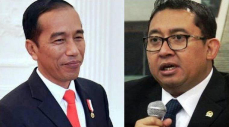 Jamu Jokowi, Fahri Hamzah, dan Fadli Zon
