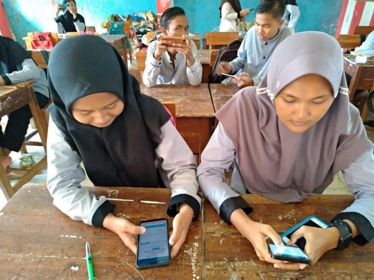 Kumpulan Soal Online Smp Mts Kelas 8 Semester 2 Halaman All Kompasiana Com