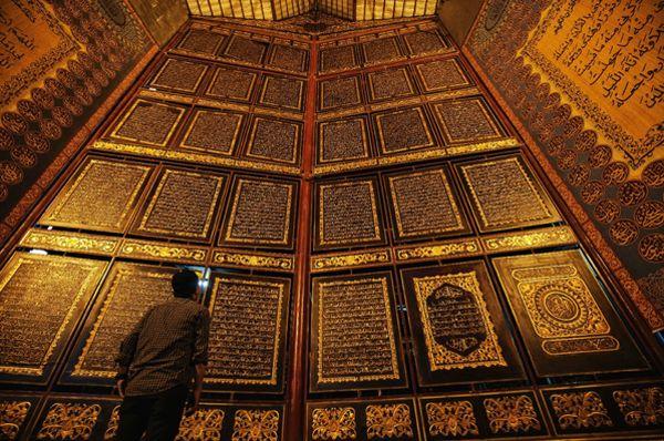 8 Destinasi Wisata Religi Di Palembang Catatan Pringadi