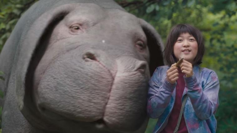 Movie Details Okja that not bored to watched @KoolGadgetz.com