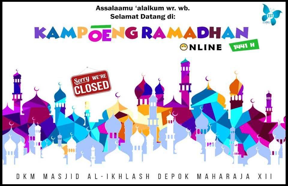 Ramadanku Tetap Ceria