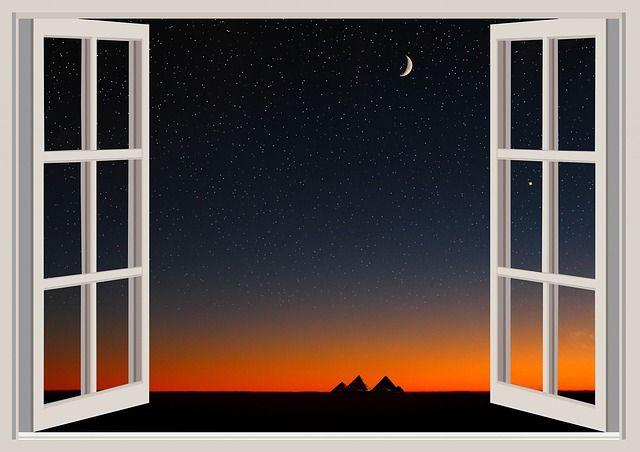 [Fiksi Ramadan] Cakrawala di Balik Jendela Putih