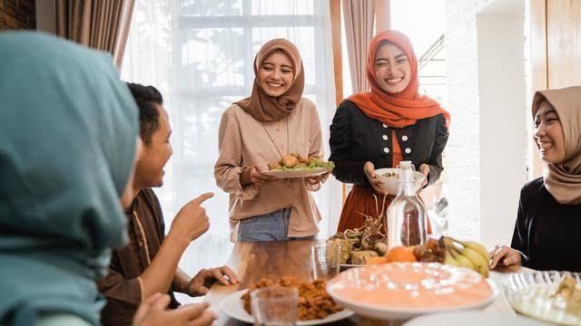 Menikmati kebersamaan adalah Momen Idul Fitri Paling Berkesan