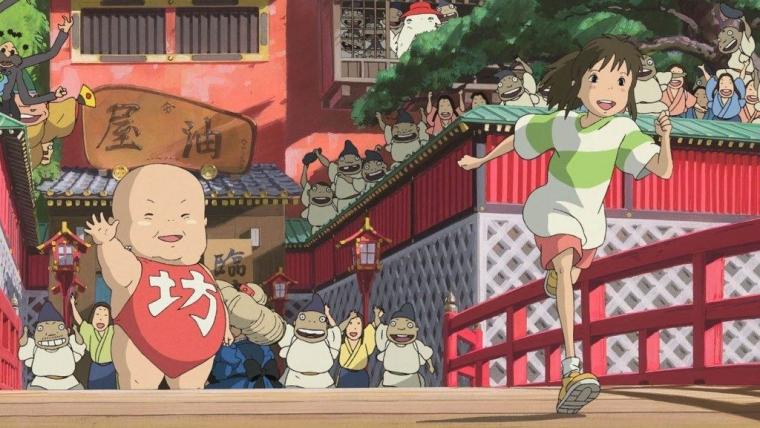 Spirited Away Kisah Animasi Jepang Anak Anak Yang Penuh Makna Halaman 1 Kompasiana Com