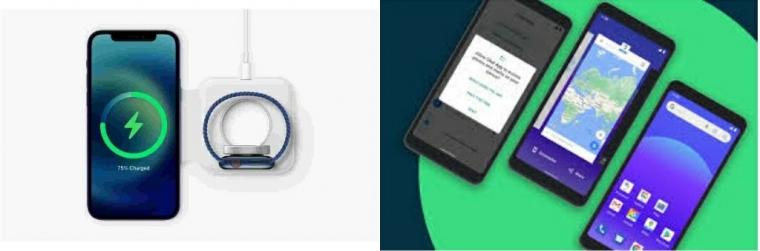 Incaran Baru Para Fanboy Android 11 yang Makin Multimedia dan iPhone 12 yang Tanpa Pengecas
