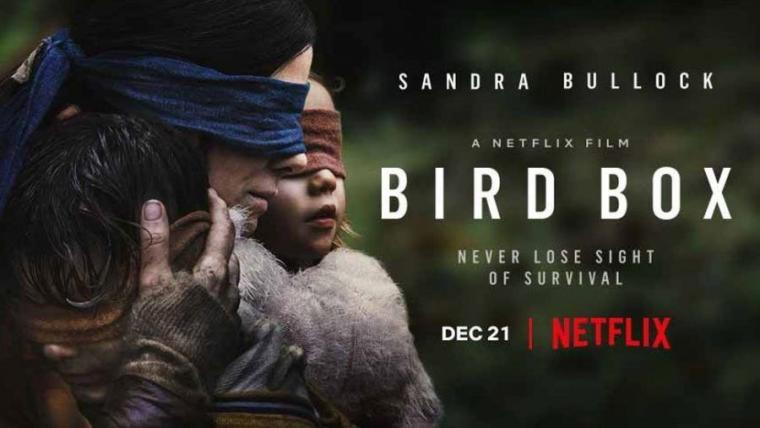 Review: Di Balik Film Bird Box Halaman 1 - Kompasiana.com