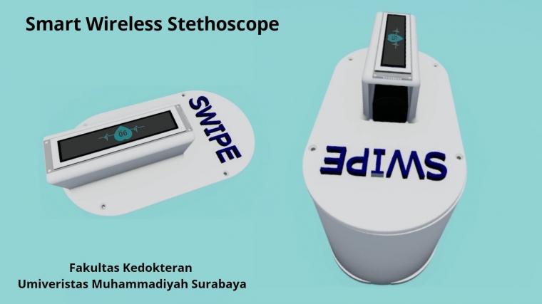 Inovasi Pembelajaran Mahasiswa Kedokteran Rancang Stetoskop Digital