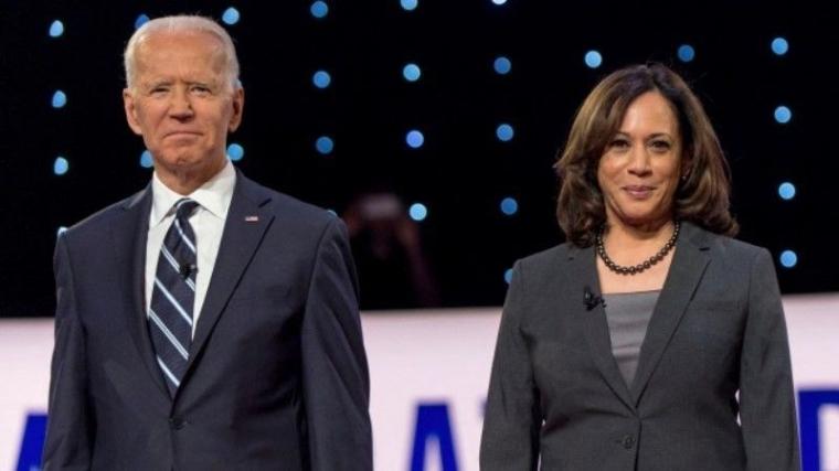 Joe Biden-Kamala Harris Membuat Sejarah Halaman 1 ...