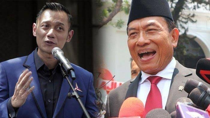 AHY dan Moeldoko Cek Ombak? Size Does Not Matter? Halaman ...