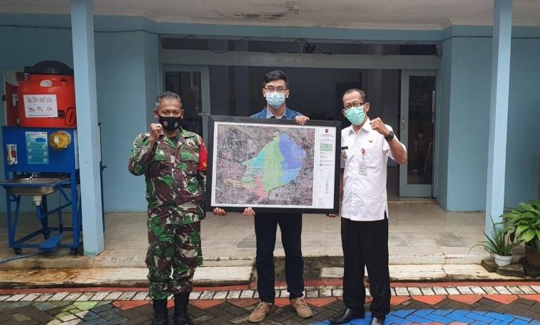 KKN Tim 1 Undip Lakukan Pembaruan Peta Administrasi ...