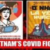 Kala Propaganda Perang Turun Gunung di Vietnam