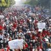Ambyarnya Demokrasi dan Peluangnya di Myanmar