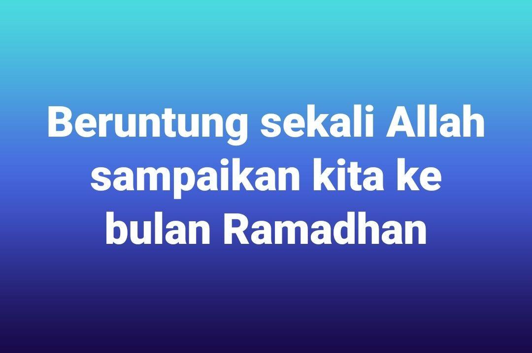 Kita Takkan Mampu Menghitung Rahmat Nikmat Allah pada Bulan Ramadan
