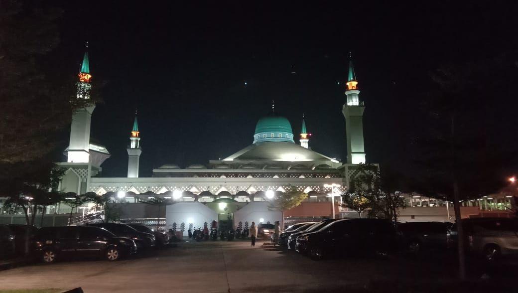 Masih Pandemi, Aktivitas Ibadah di Masjid Dijadikan Momentum Meraih Pahala
