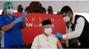 Proses Vaksinasi Saat Puasa, Apakah Membatalkan Puasa dan Mempunyai Dampak Buruk?