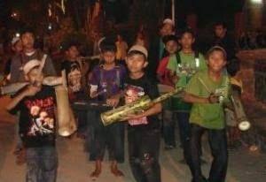 Sahur dan Tradisi Musik Patrol