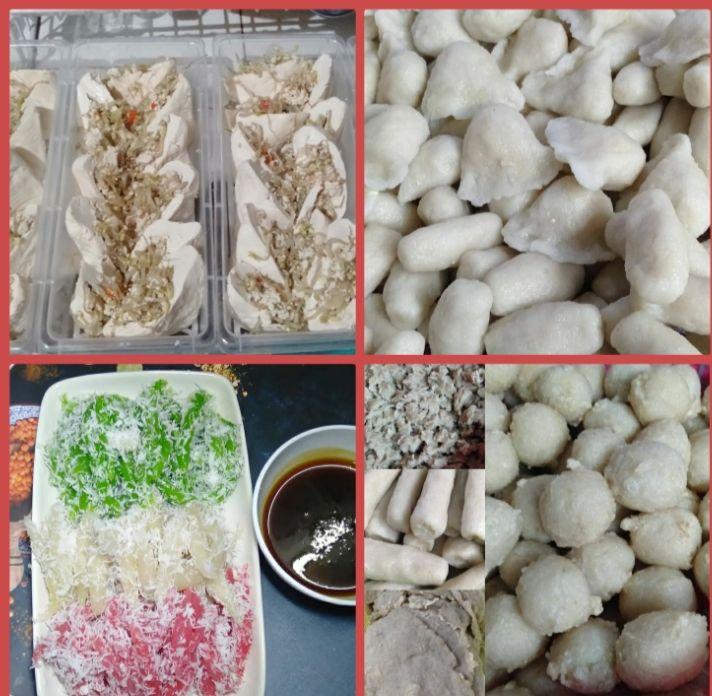 Membuat Makanan Sendiri dan Meracik Bumbu Sendiri