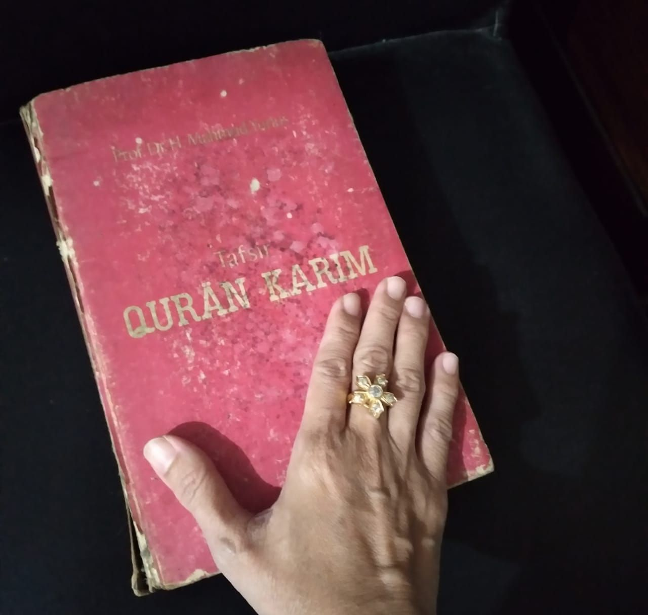 Hadiah Al Quran dari Bapa
