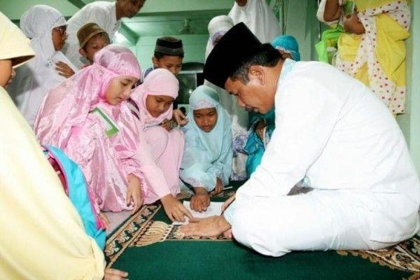 Kenangan Masa Kecil bersama Buku Catatan Ramadan