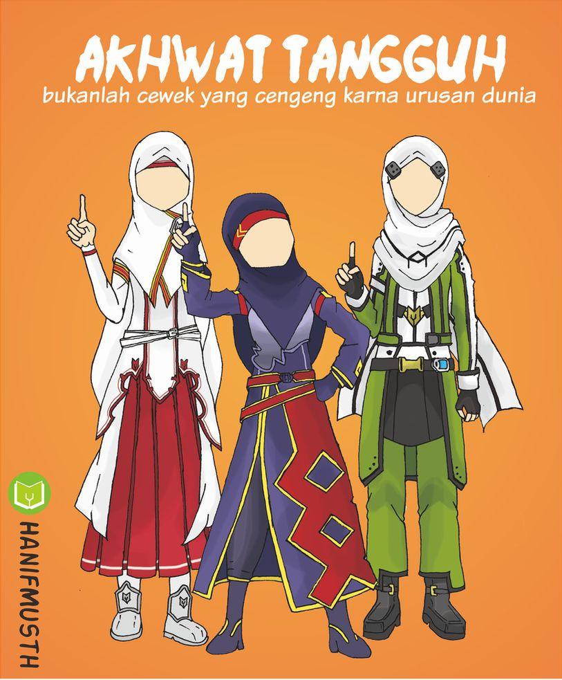 Ramadan Pancarkan Ketangguhan Perempuanku