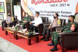 Kapolresta Malang Kota Jadi Narasumber Diskusi Tematik Ramadhan di Malang