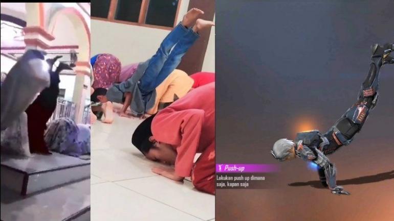 Petisi Blokir Game Free Fire, Buntut dari Kasus Viral Bocil Freestyle di  Masjid Halaman all - Kompasiana.com