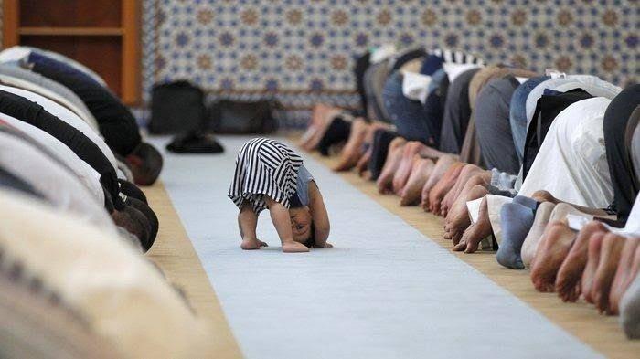 Masjid dan Anak-anak Kita
