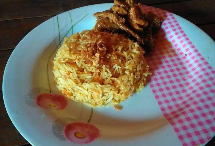 Nasi Biryani, Kreasi Menu Buka Puasa yang Tak Biasa