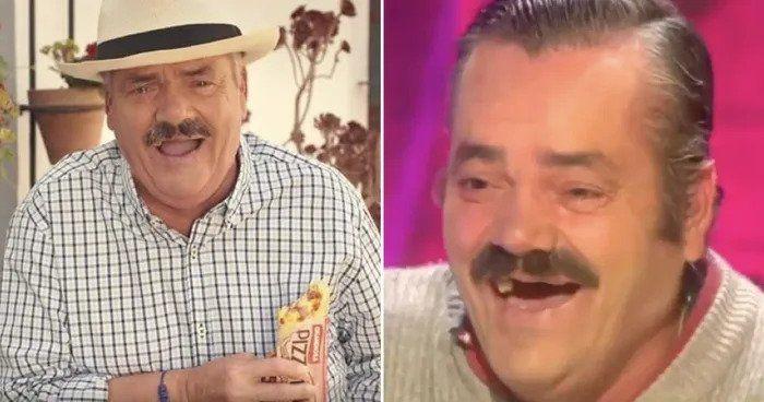 """Mengenang Juan Joya Borja, Wajah dari Meme """"Spanish Laughing Guy"""" dan Emoji """"KEKW"""""""