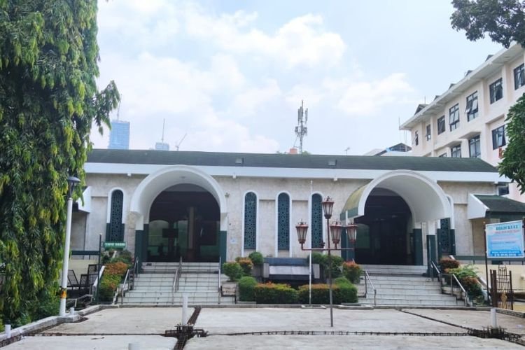 Masjid Favorit tanpa Kubah