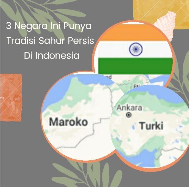 3 Negara Ini Punya Tradisi Sahur Serupa Indonesia