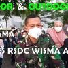Buka Bersama Tenaga Kesehatan RSDC Wisma Atlet